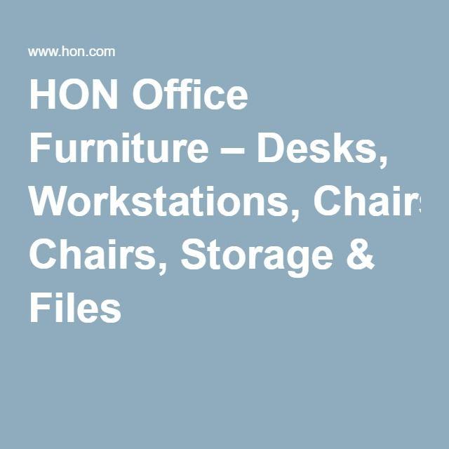 HON Office Furniture – Desks, Workstations, Chairs, Storage & Files