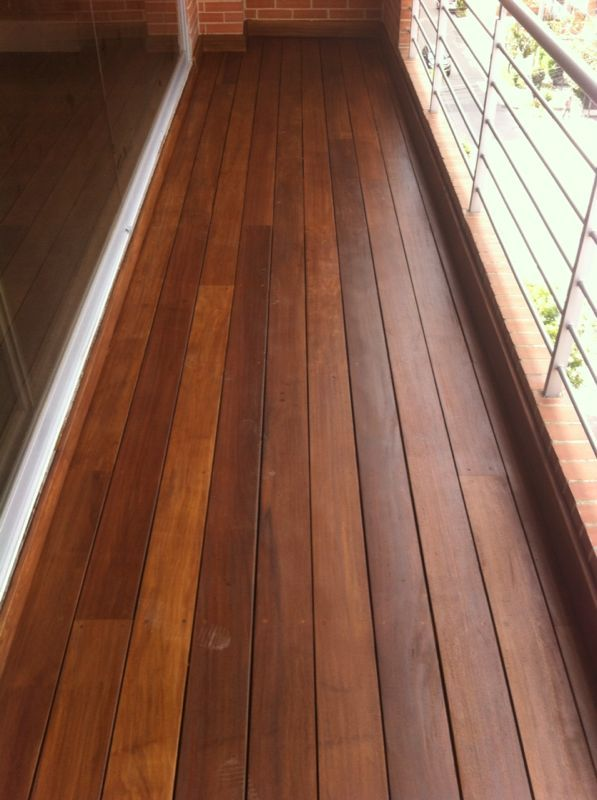 Wooden deck made of exotic hardwood wood boards pinterest for Hardwood timber decking boards