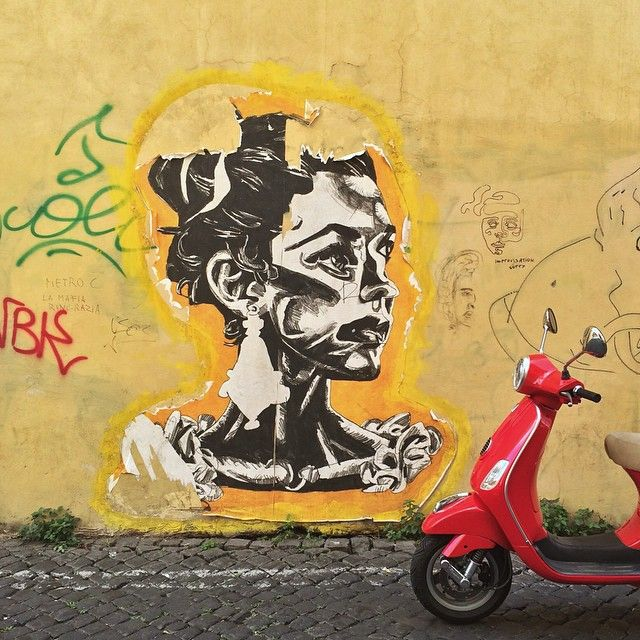 200 best Rome Street Art images on Pinterest | Graffiti, Street art ...