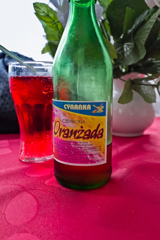 Oldschoold Czerwona Oranzada drink