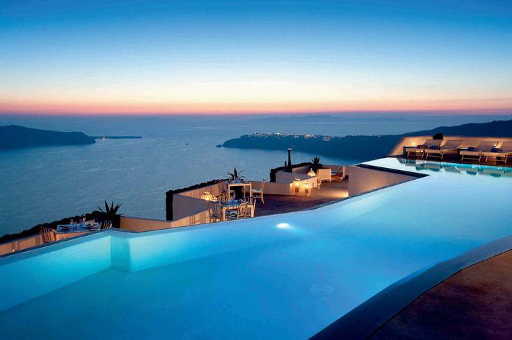 Astarte Suites Hotel, Santorini, Grécia