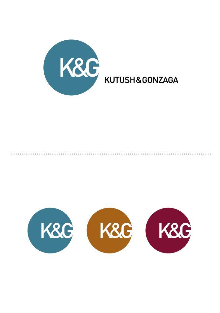 Logo online store youth clothing Kutush & Gonzaga Логотип интернет-магазина молодежной одежды Kutush & Gonzaga
