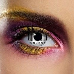 Barcode Coloured Contact Lenses (90 Day)