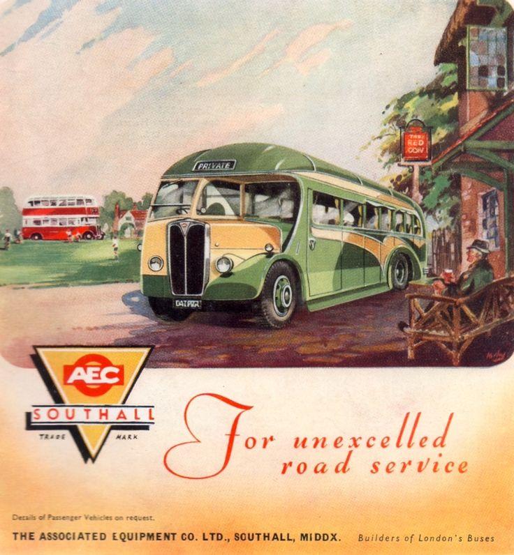 AEC Southall 1947