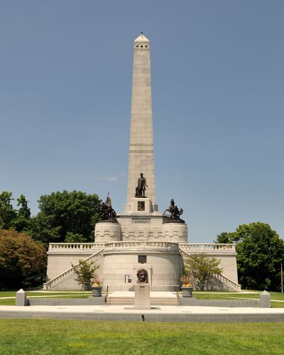 Abraham Lincoln's Tomb State Historic Site, Springfield, Illinois