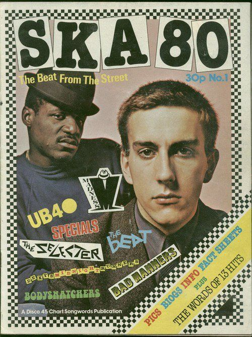 Ska. Some of the best and most underappreciated music of the 80s.