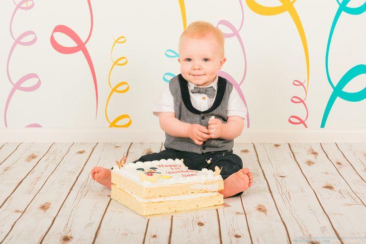 Sam's Cake Smash