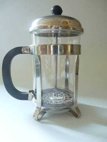 Cafetière à piston Mélior vintage