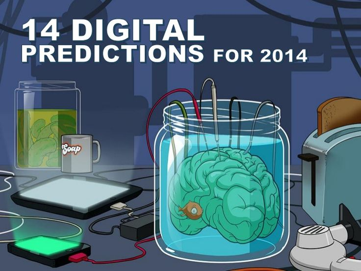 Digital, advertising, social and tech predictions & trends 2014