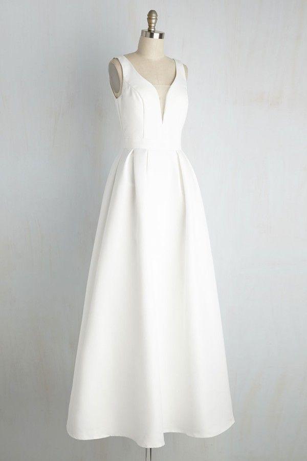 Vestido de noiva de tenista custou menos de R$ 1 mil. Inspire-se: