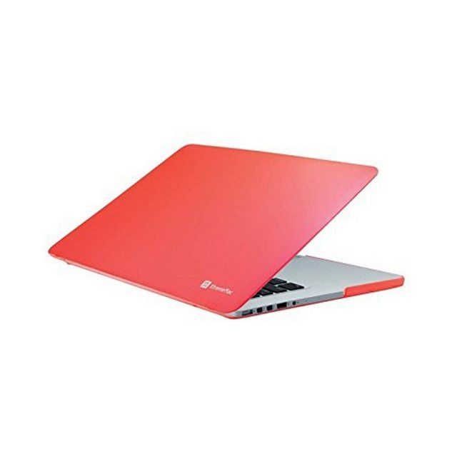 "Hardcase »MICROSHIELD MacBook Pro Retina 13"" Red«"