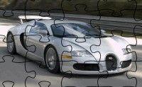 Bugatti Veyron Puzzle
