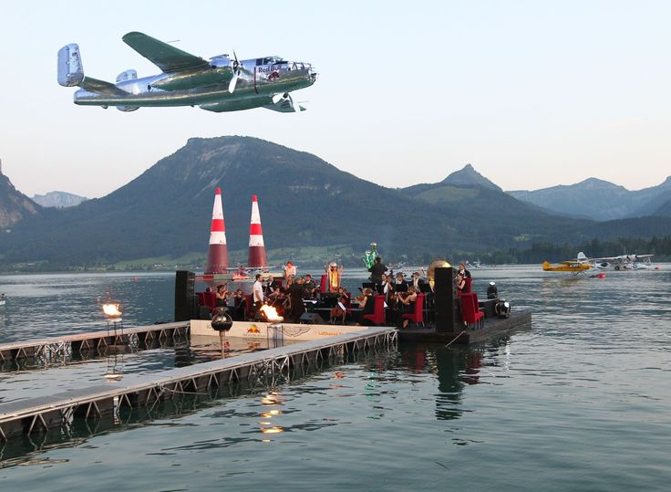 Scalaria Air Challenge is a breathtaking flight show event on a lake in Austria - #Aviation #Austria –  http://www.xoprivate.com/lifestyle-events/scalaria-air-challenge/