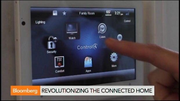 Home Automation: Do You Need a Connected Home?: Video - Bloomberg TV #smarthome #automation #IoT