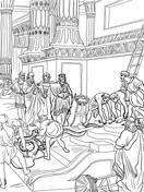 King hezekiah on Pinterest African