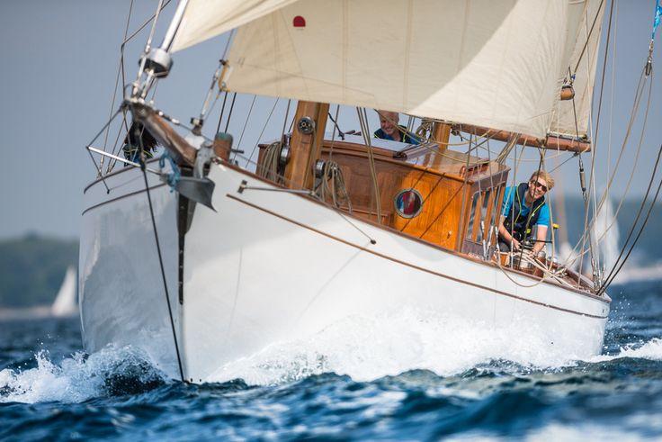 """Spirit of Sailing — 60′ Ketch """"Mingary"""""""