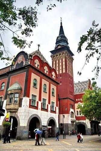 Town Hall - Városháza, Vajdaság Szabadka aDSC_9961-1