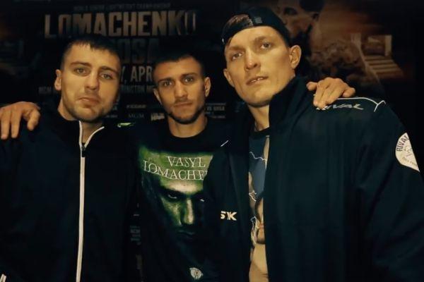 Украинские чемпионы мира по версии WBO будут защищать свои пояса в Мэриленде