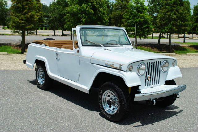1969 jeepster commando convertible 4x4 classic suv v 6 soft top1969 jeepster commando convertible 4x4 classic suv v 6 soft top simply beautiful for sale photos, technical specifications, description