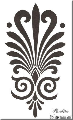 Victorian Stencils