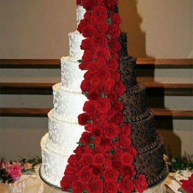 Chocolate Wedding Cake Pinterest