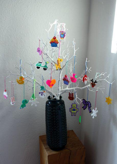 pyssla ornaments