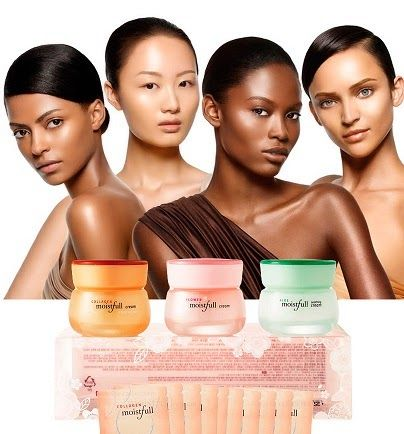 Amostras e Passatempos: AMOSTRAS de Moistfull Cream