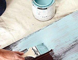 Pinte a primiera demão