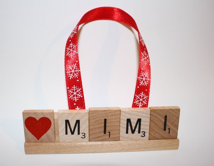 Custom Christmas Ornaments Love Mimi I love you Scrabble  #etsy #etsyhandmade #etsyornament etsygift #etsypresent #handmadepresent  #handmadegift #handmadechristmas #christmas #christmasgift  #christmaspresent #christmas2017 #christmasornament #love #want #adore #mimi #mimiornament #mimigift #mimibirthday #grammy #grammyornament #grammychristmas #grandma #mom #dad #lovemimi #lovegrammy #lovemom #loveauntie #lovegrandpa