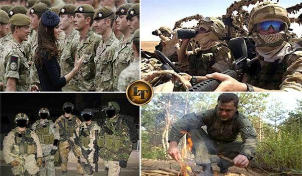 5 Fakta Ribetnya SAS Pasukan Elit Inggris Yang Ditakuti Dunia
