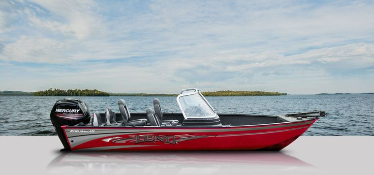 17 best images about fishing boats on pinterest bass for Aluminum fish and ski boats