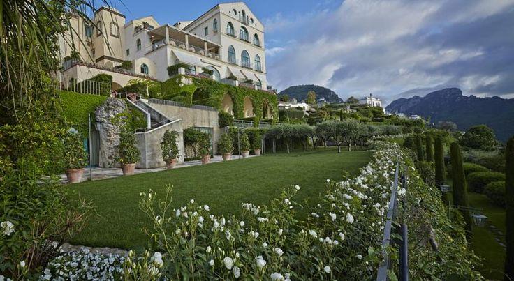 Отель-дворец Belmond Hotel Caruso