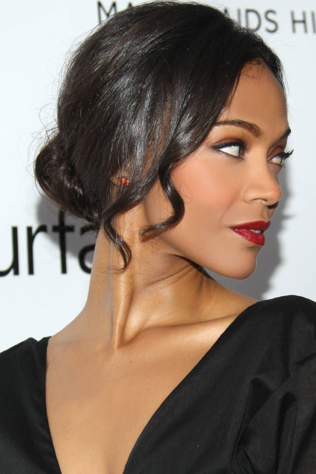 Hair colors we're coveting in 2014: Monochromatic Brown