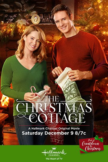 Its a Wonderful Movie - Your Guide to Family and Christmas Movies on TV: The Christmas Cottage - a Hallmark Channel Christmas Movie starring Merritt Patterson & Steve Lund!
