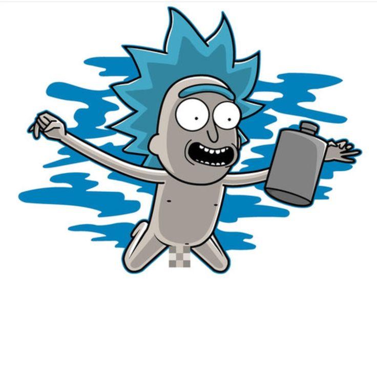 Rick and Morty • Nirvana