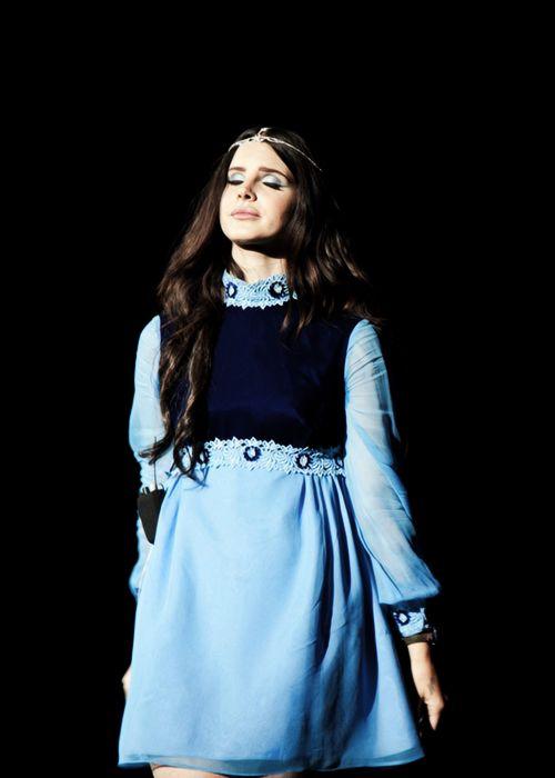 Lana, my pretty baby.