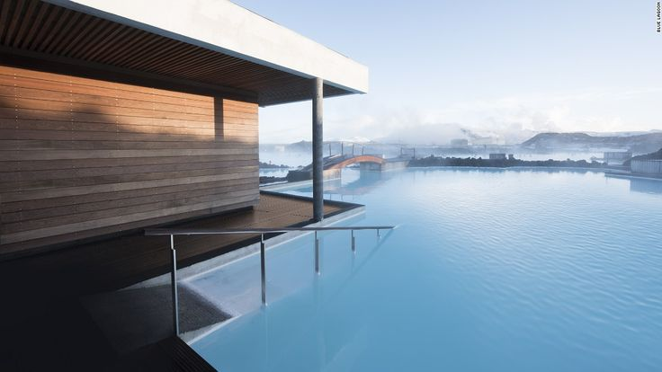 For many people visiting Iceland, a trip to the steamy waters of the Blue Lagoon is the highlight. A new luxury hotel could make that highlight even better.