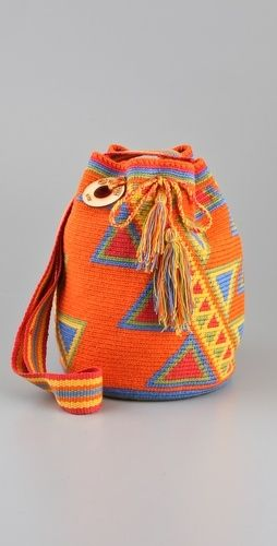Wayuu Taya Foundation Susu Bag - StyleSays
