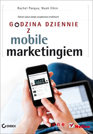 """Godzina dziennie z mobile marketingiem""  #helion #ksiazka #marketing #mobile"