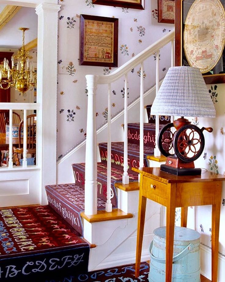 Best An American Place For This Staircase A Hooked Stair 400 x 300