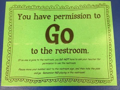 Bathroom Sign Out Ideas best 10+ bathroom procedures ideas on pinterest | absent students