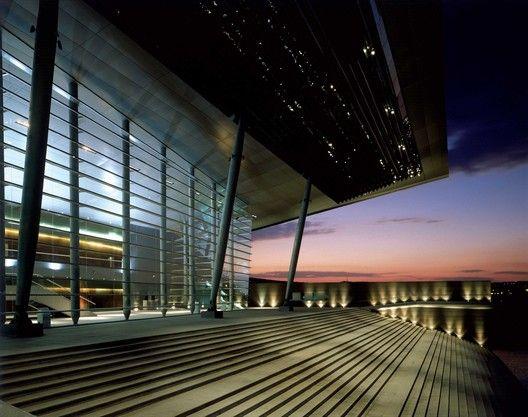 Gota de Plata Auditorium Theatre,© Paul Czitrom