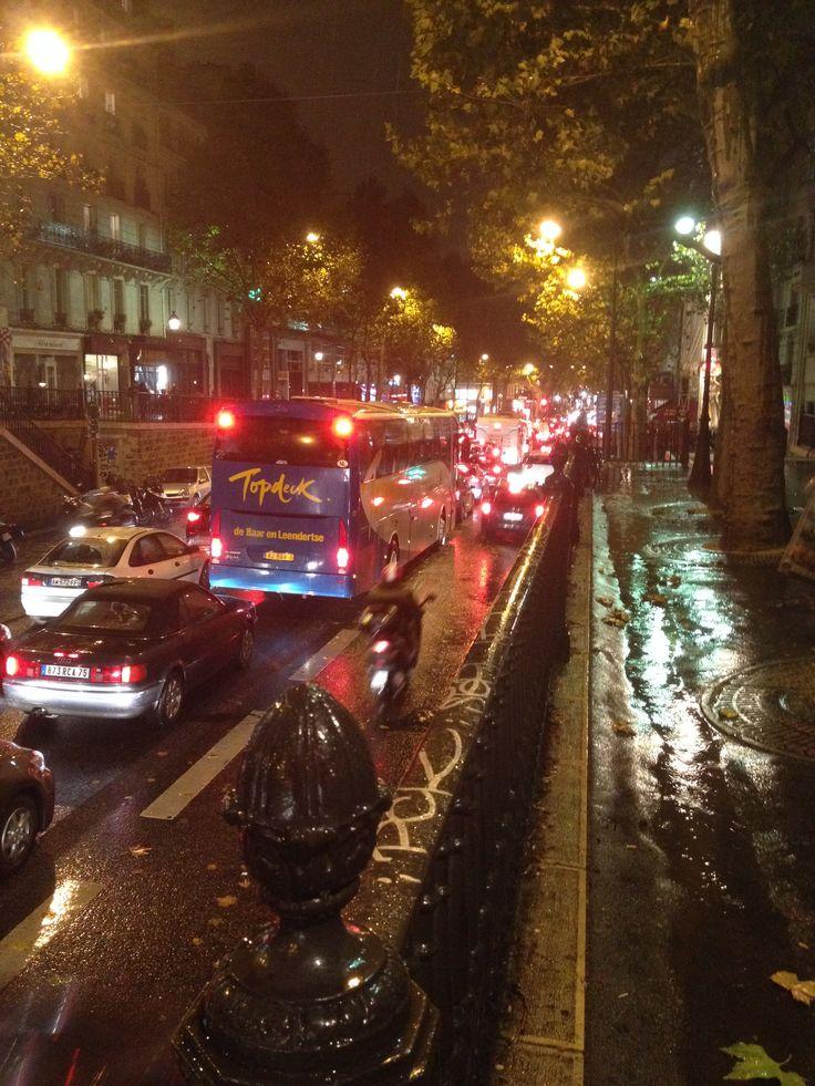 Paris les Grands Boulevards