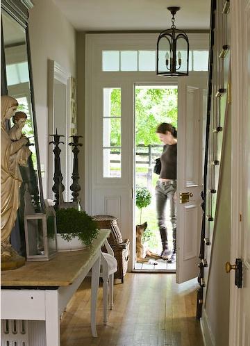 Camilla At Home: Inngangsdør med vinduer rundt