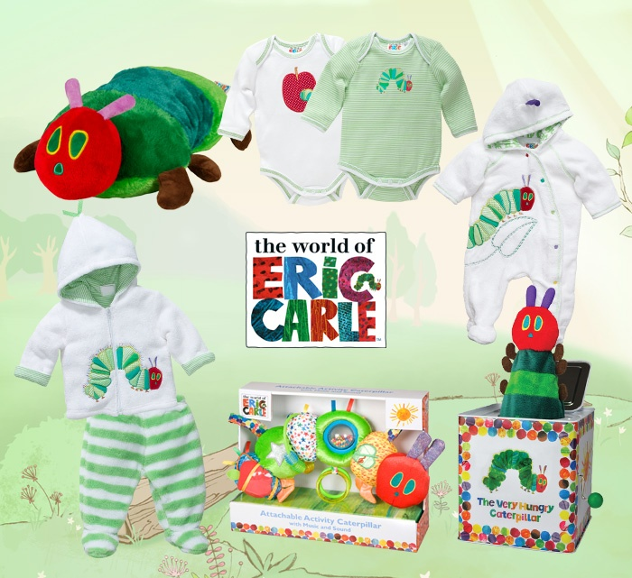 Very Hungry Caterpillar Baby Room The Pillow Pal Kids Stuff I Know Dont Have Any Pinterest