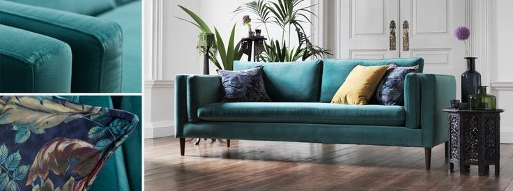 Pin By Elinor Washbrook On Teal Sofas In 2019 Sofa