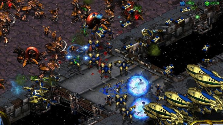 Interview with Brian Sousa the StarCraft Remastered Art Lead who also worked on the original StarCraft #games #Starcraft #Starcraft2 #SC2 #gamingnews #blizzard