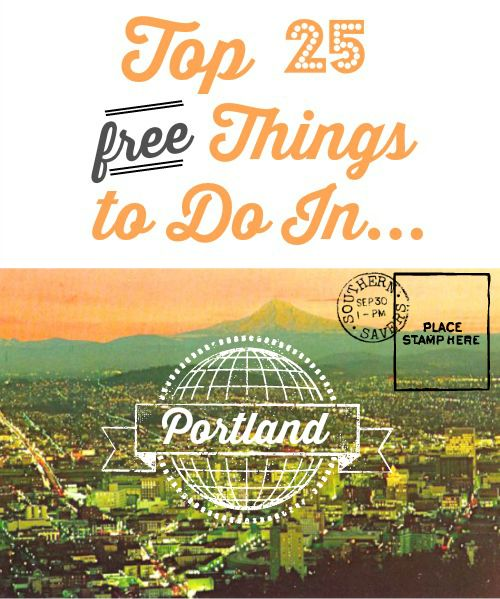 A go-to guide for frugal traveling to Portland. Lays out all of the free museums and events to take part in while you're there.
