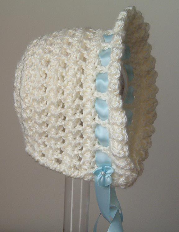 346 best Baby crochet caps 6. images on Pinterest | Crochet hats ...