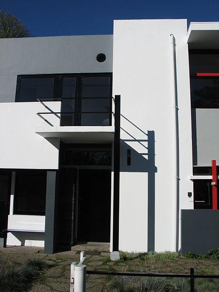 Gerrit Rietveld, Rietveld Schröder House, Utrecht, The Netherlands